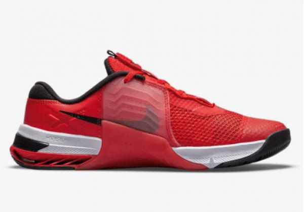 Кроссовки Nike Metcon 7 красные