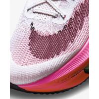Кроссовки Nike ZoomX Vaporfly Next% 2 белые с розовым