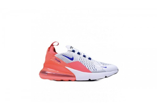 Кроссовки AIR MAX 270 WHITE RED