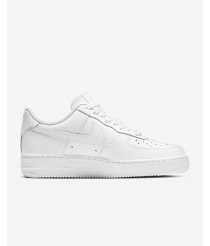 Nike кроссовки Air Force 1 07 моно белые