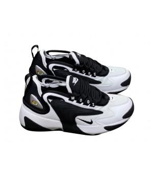 Nike кроссовки Air Zoom черно-белые