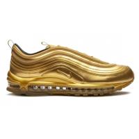 Кроссовки Nike Air Max 97 золотистые