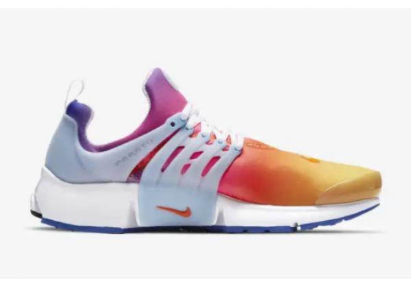 Кроссовки Nike Air Presto Crimson Siren Red мульти