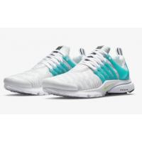 Кроссовки Nike Air Presto белые с бирюзовым