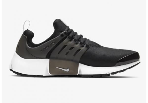 Кроссовки Nike Air Presto черно-белые