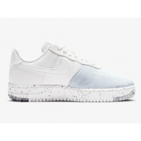 Кроссовки Nike Air Force 1 Crater белые