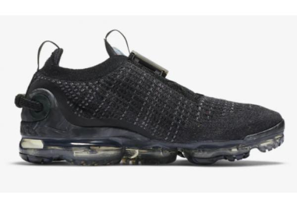 Кроссовки Nike Air Vapormax 2020 FK черные