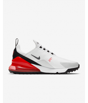 Nike кроссовки Air Max 270 G белые с красным