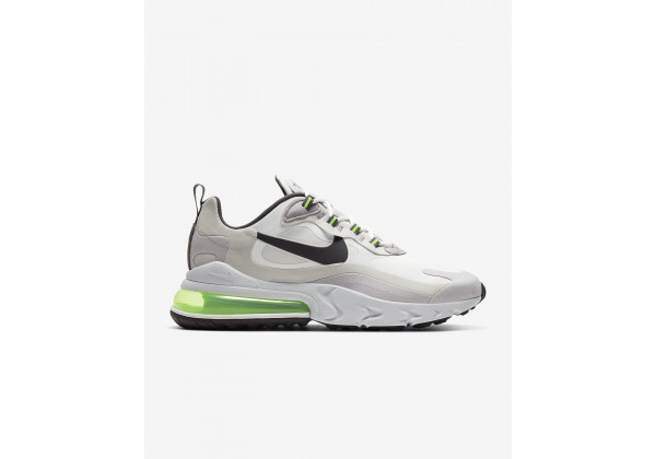 Nike кроссовки Air Max 270 React серые