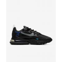 Nike кроссовки Air Max 270 React черные с синим