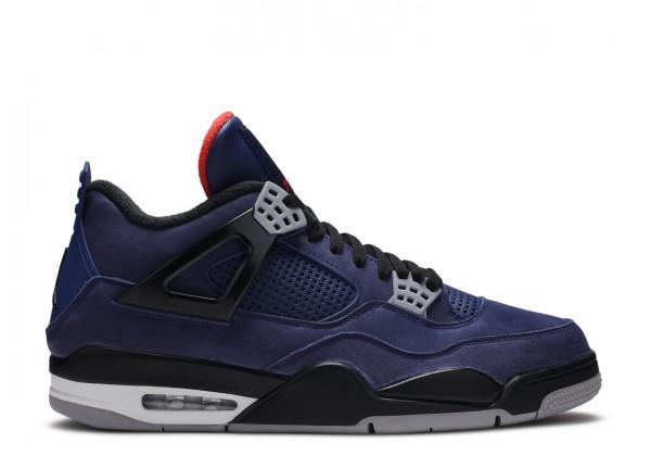 Кроссовки Air Jordan 1 WNTR синие