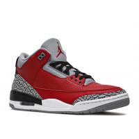 Кроссовки Air Jordan 1 Retro SE 'Red Cement' красные