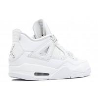 Кроссовки Air Jordan 1 Retro Pure Money белые
