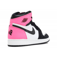 Кроссовки Air Jordan 1 Retro Valentine's Day розовые