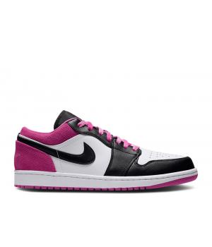 Кроссовки Air Jordan 1 'Fuchisa' фиолетовые