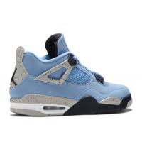 Кроссовки Air Jordan 1 Retro University голубые