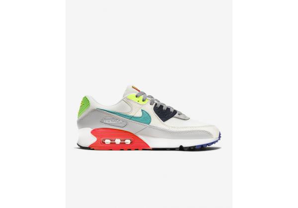 Nike Air Max 90 EOI белые