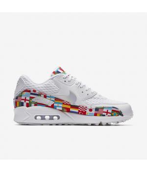 Кроссовки Nike Max 90 NIC белые