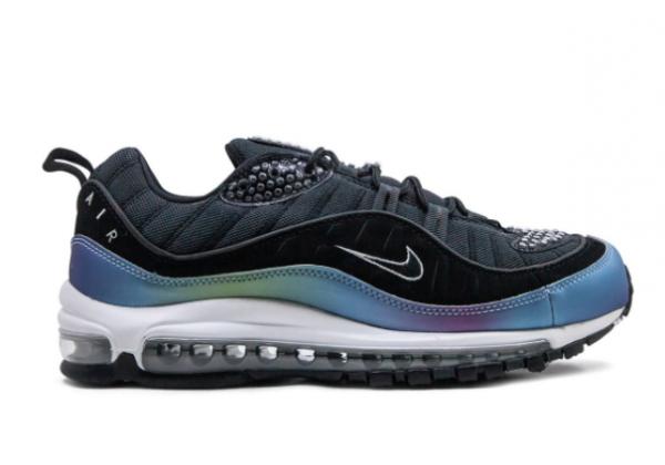 Кроссовки Nike Air Max 98 синие
