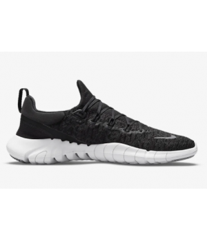 Кроссовки Nike Free Run 5.0 черно-белые