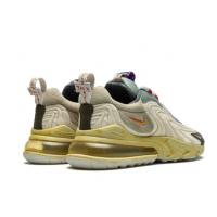 Кроссовки Nike Air Max 270 Travis Scott Cactus Trails бежевые