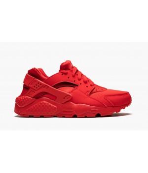 Кроссовки Air Huarache RUN красные