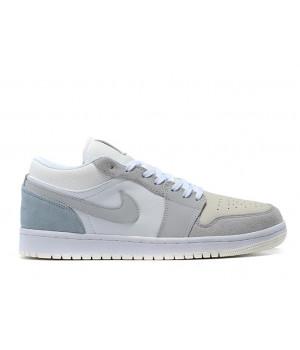 """Nike Air Jordan 1 (Jordan Air) Low """"Paris"""" серые"""