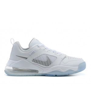 """Nike кроссовки Air Jordan Mars 270 Low """"White Metallic"""""""
