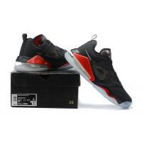 """Nike кроссовки Air Jordan Mars 270 Low """"Camo"""" черные"""