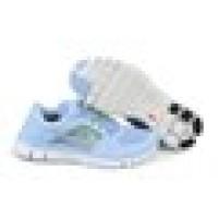 Кроссовки женские Nike Free Run 5.0 V3 Men светло-голубые