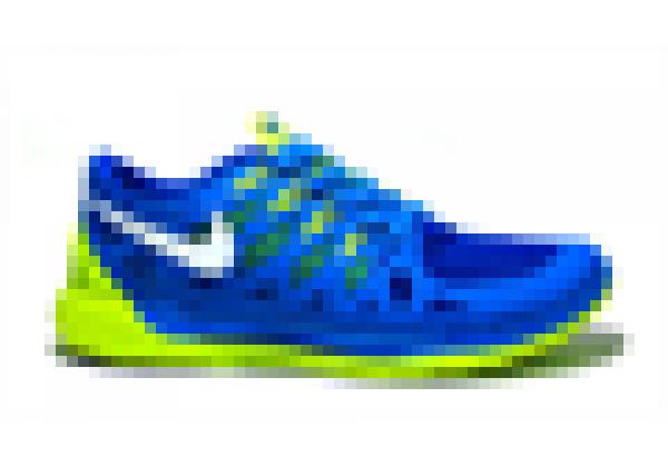 Кроссовки Nike Free Run голубые