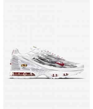 Кроссовки Air Max Nike Max Plus III белые