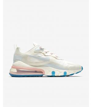 Nike кроссовки Air Max 270 React (American Modern Art) белые