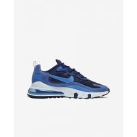 Nike кроссовки Air Max 270 React (Impressionism Art) синие
