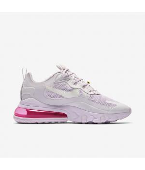 Кроссовки женские Nike Air Max 270 React розовые