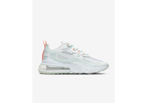 Кроссовки женские Nike Air Max 270 React SE белые