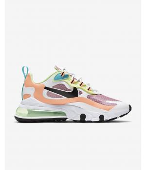 Кроссовки женские Nike Air Max 270 React SE мульти