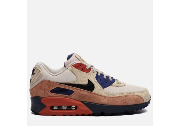 Nike кроссовки Air Max 90 телесные