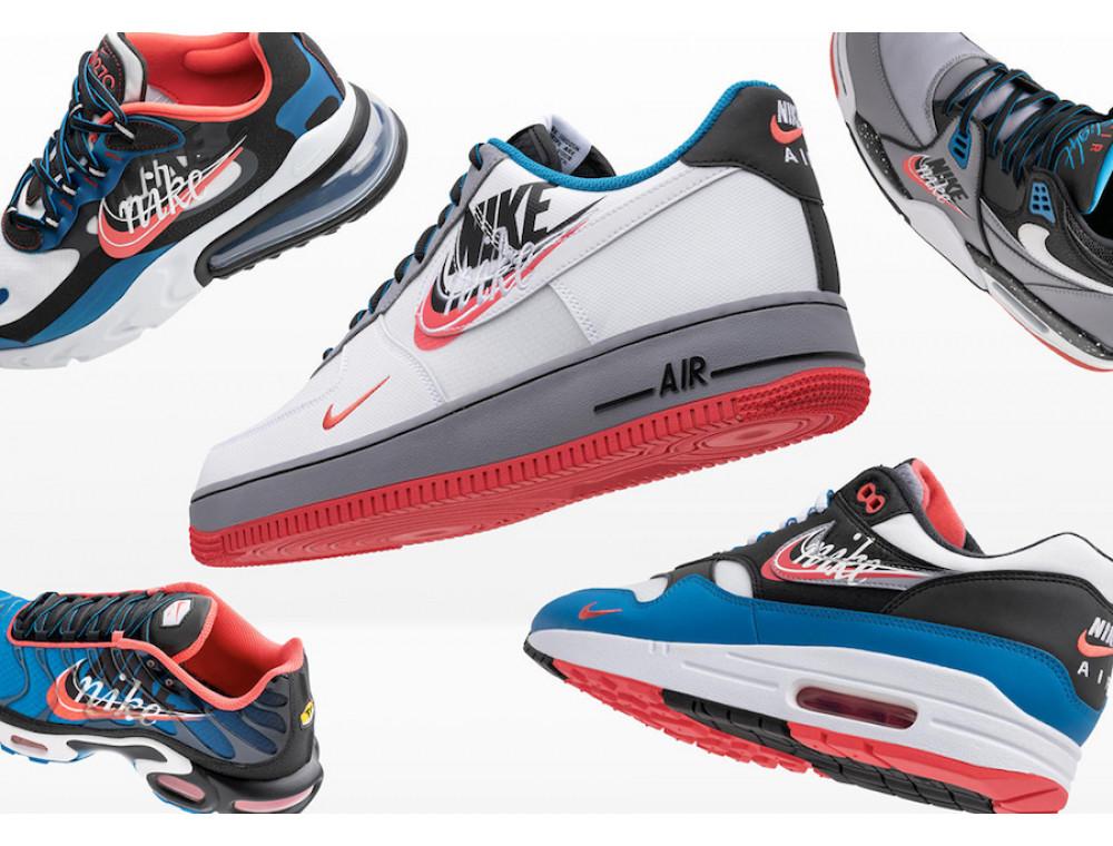 Nike - новые релизы