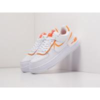 Кроссовки Nike Air Force 1 Shadow белые