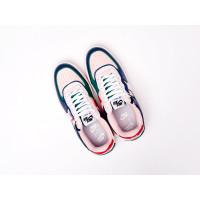Кроссовки Nike Air Force 1 Shadow розовые с синим