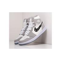 Nike Dior X Nike Air Jordan 1 Grey