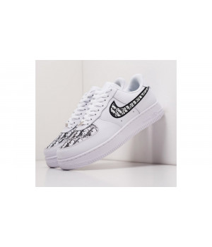 Nike X Dior Air Force 1 Low White