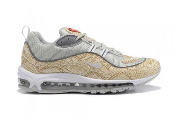 Кроссовки Nike Air Max 98 Silver Grey