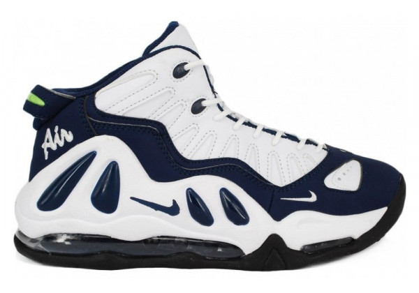 Кроссовки Nike Air Max Uptempo Blue White