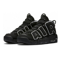 Кроссовки Nike Air More Uptempo Black