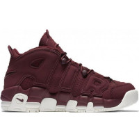 Кроссовки Nike Air More Uptempo Bordo