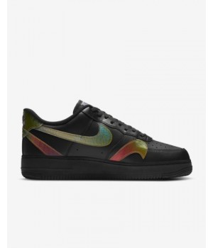 Nike Air Force 1 '07 LV8 черные