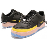 Nike Air Force 1 Jester XX Black Sonic Yellow