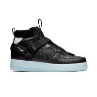 Nike Air Force 1 Utility Mid Black Blue